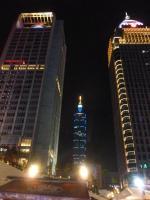 台北101ライトアップ130622