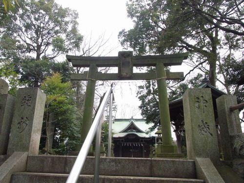 上石原若宮八幡神社1