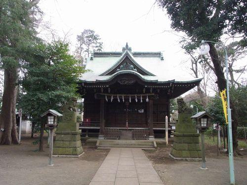上石原若宮八幡神社3