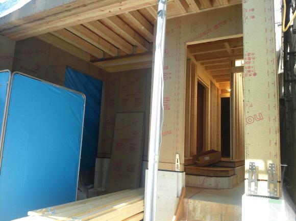 家の進捗1