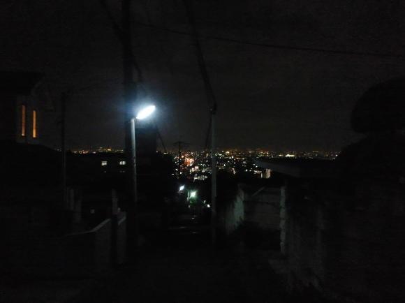 裏セイリュウ夜景