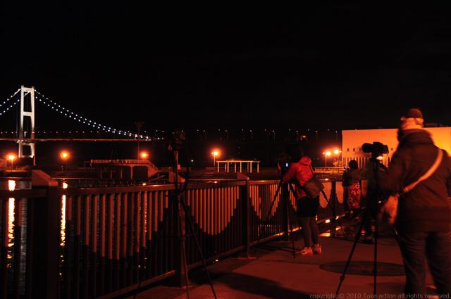 2011・9室蘭工場夜景3