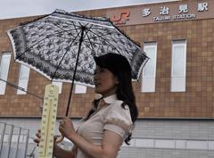 「日本一暑い町」多治見市探訪記その1