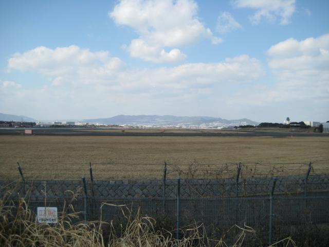 空港・東側