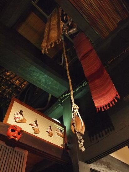 天井から滑車