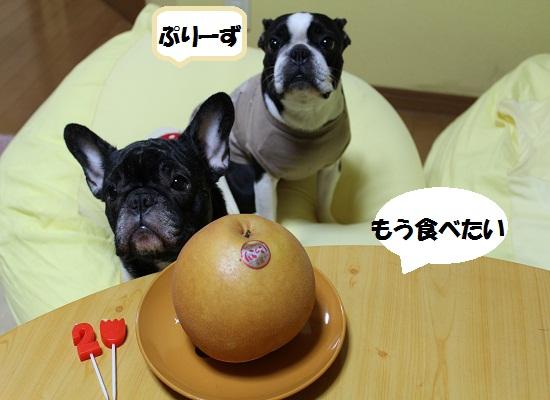 梨もう食べたい