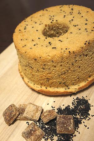 黒糖味噌シフォンDSC02572
