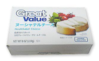 ヌーシャテルチーズ