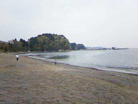 宮古市磯鶏/藤の川海水浴場