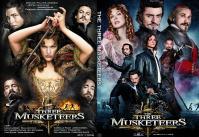 三銃士/王妃と首飾りとダ・ヴィンチの飛行船 ~ THE THREE MUSKETEERS ~