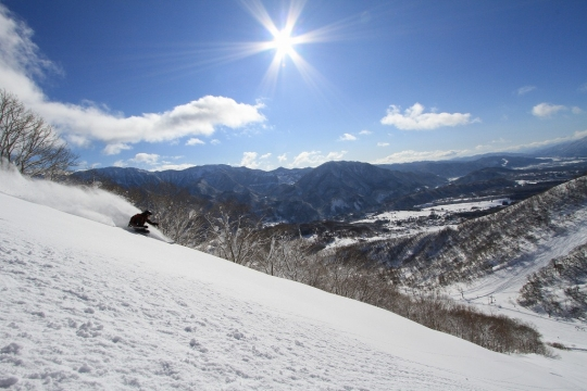 hakuba japan ski