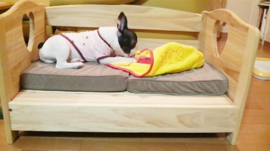 まる赤ちゃんベッド