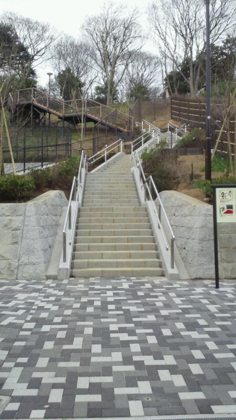 新しい公園に言って来ました。 001