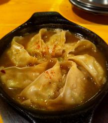 ヒカリヤ・炊き餃子