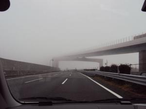 霧発生2。