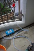 我が家の排水ポンプ