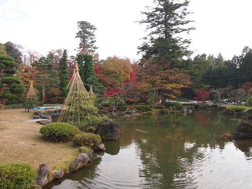 藤田記念庭園2013-5