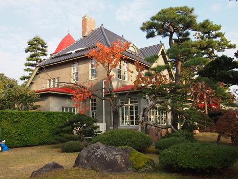 藤田記念庭園2013-7