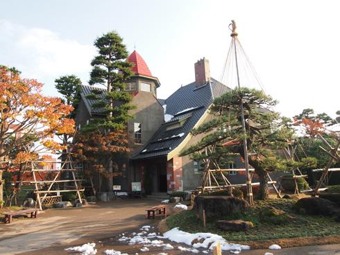 藤田記念庭園2013-10