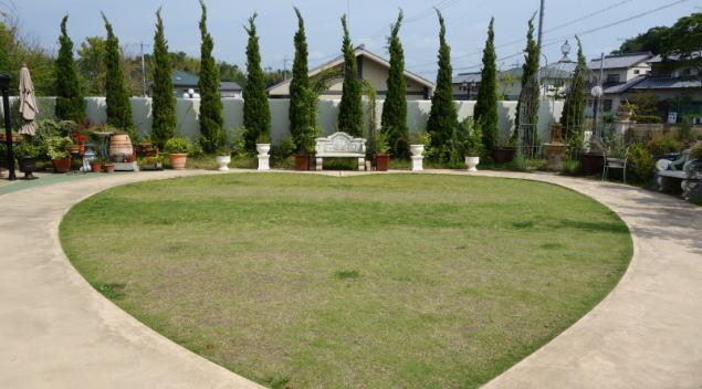 ハートの庭