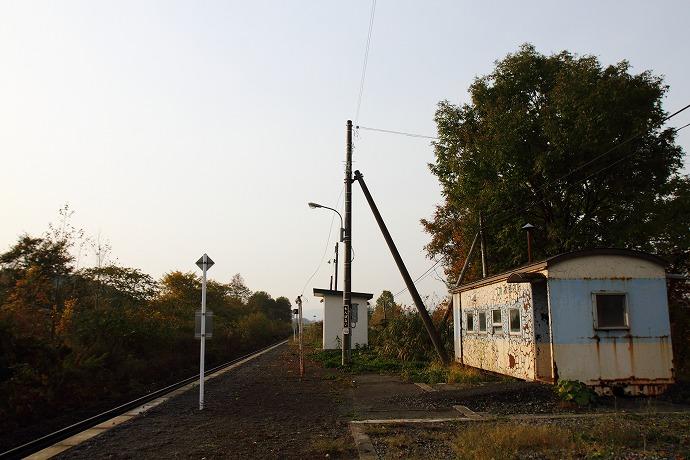 22 紋穂内駅