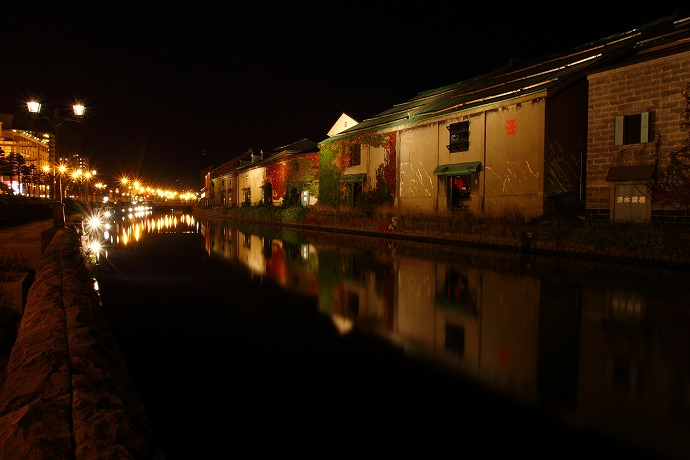 28 小樽運河