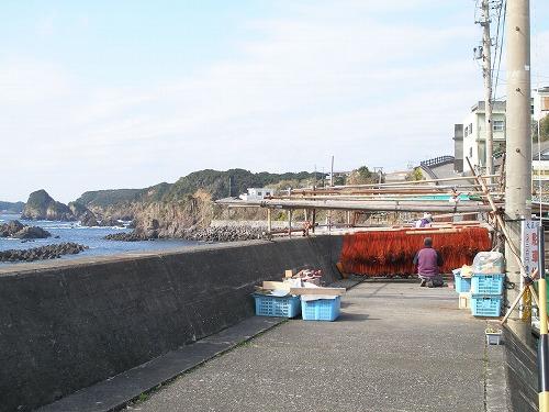 08021015波切漁港の風景