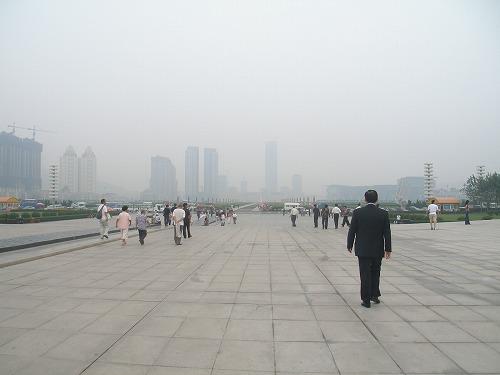 07091302星海広場 広さはアジア一