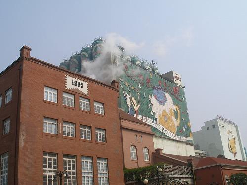 07091603青島ビール工場外観