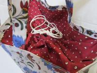 ソレイアードLa Tramontane(ラ・トラモンタンヌ) 口布付きトートバッグ 1