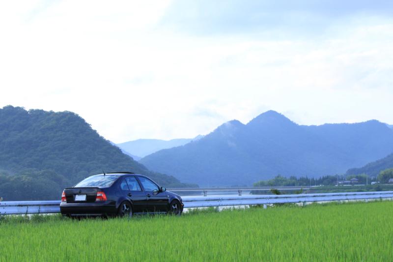 青野ダム110730