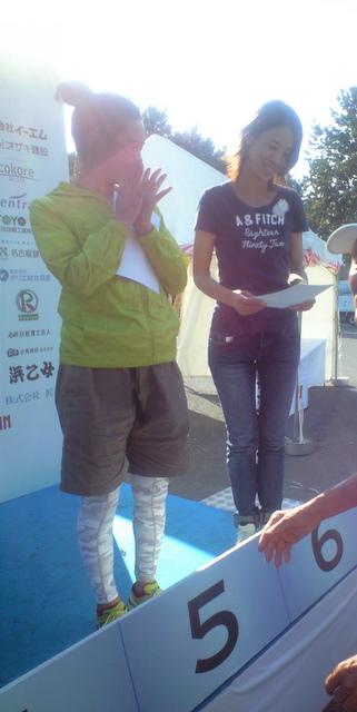 2011名古屋アドベンチャーマラソン7