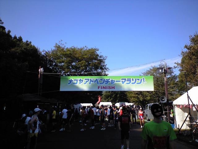 2011名古屋アドベンチャーマラソン2
