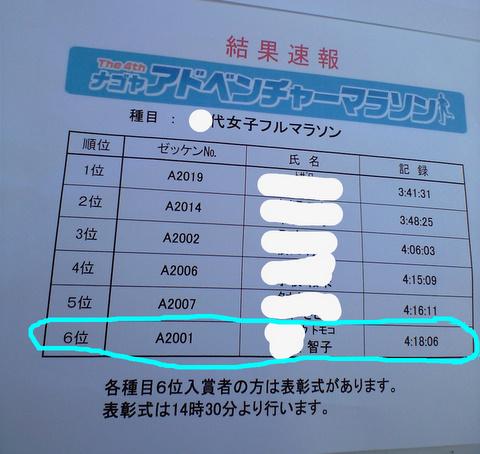 2011名古屋アドベンチャーマラソン3