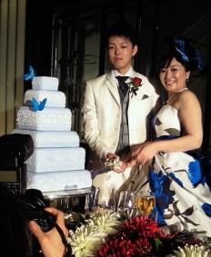 まりりん結婚式