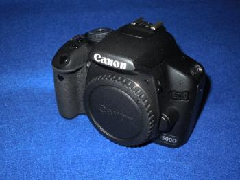Canon EOS 500D(X3海外モデル)