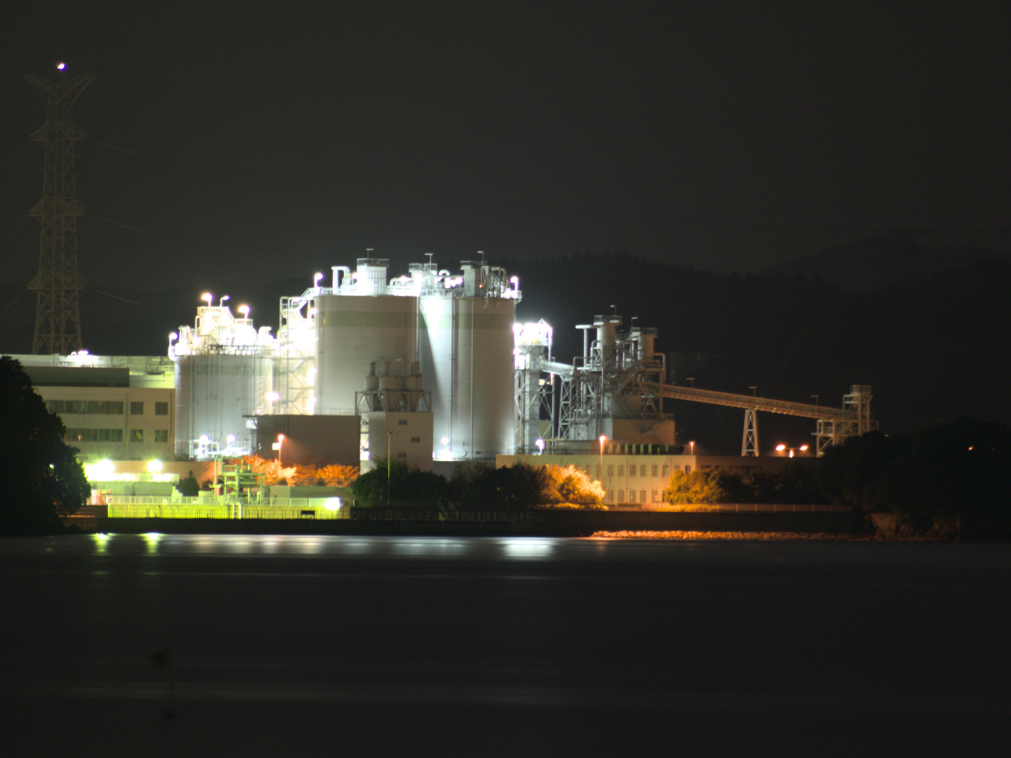 四国電力㈱ 橘湾発電所