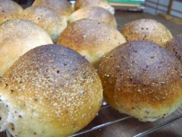 天然酵母あんパン