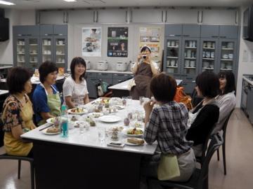 ローフード料理教室3