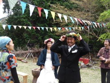 結婚パーティー4