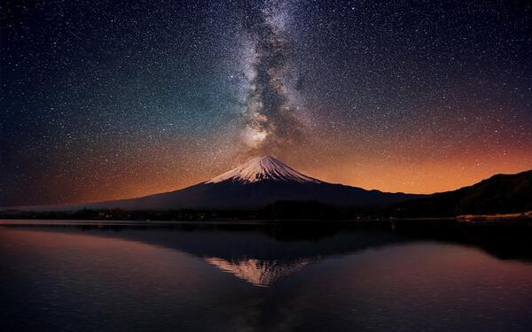 富士山の2image