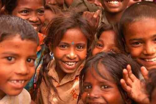 子供の笑顔(インド)image