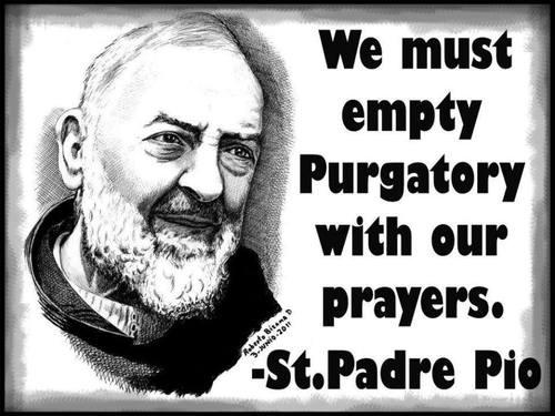 煉獄のための祈りなimage
