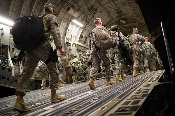 兵士たちのイラク(戦地)へimage