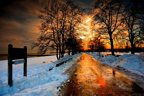 とある異国の冬景色な2image