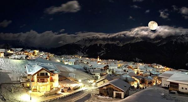 とある異国の冬景色なimage