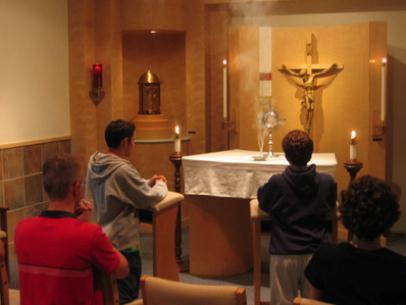 聖体礼拝の3image