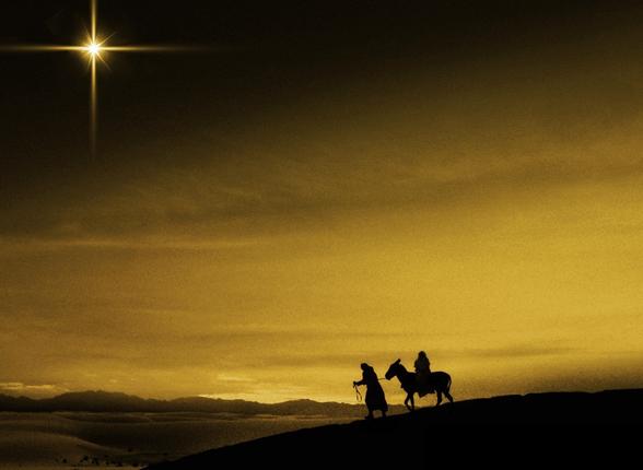 クリスマスイブの情景image
