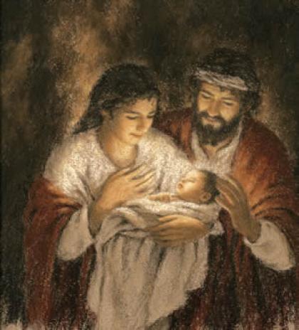 クリスマス(聖家族)image