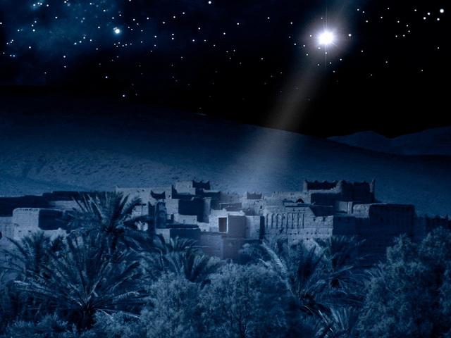 クリスマス(降誕の光り2)image